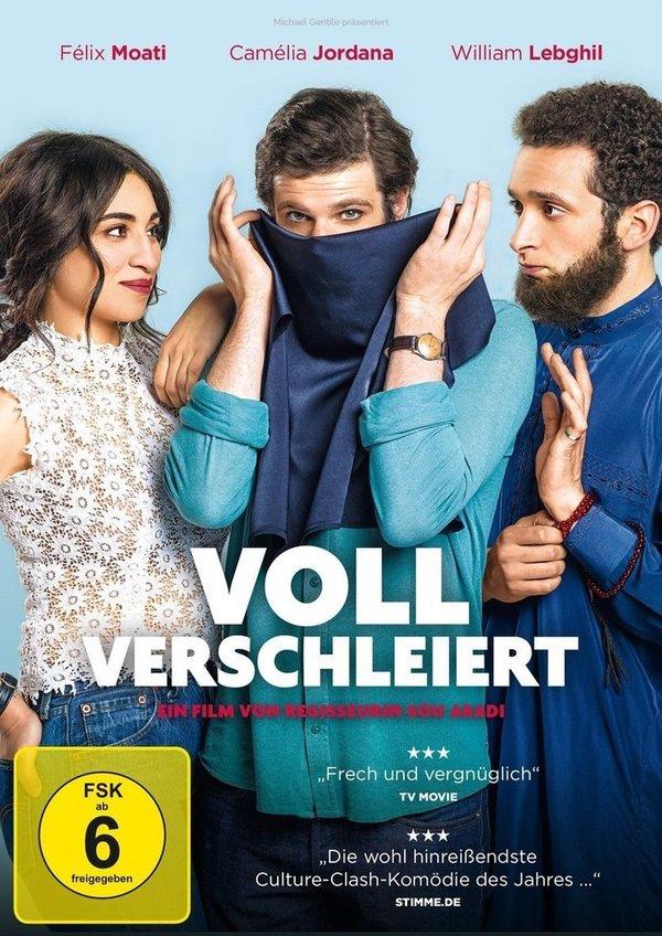 """Auf den Kopf gestellt: Wir verlosen den humorvollen """"Voll verschleiert"""" auf DVD"""