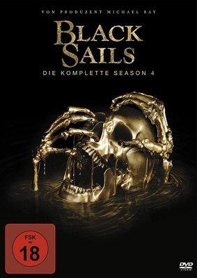 """Blut, Krieg und Gewalt: Wir verlosen """"Black Sails"""" - Die komplette Season 4 auf DVD"""