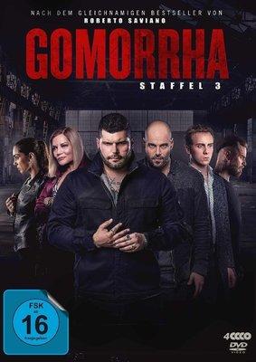 """Staffel 3 von """"Gomorrha"""" ist erschienen und wir verlosen diese auf DVD und BD + den Roman"""