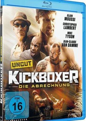 """Knallhart und uncut: Wir verlosen """"Kickboxer - Die Abrechnung"""" auf BD"""