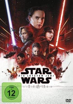"""Eine Erschütterung der Macht: Wir verlosen den Blockbuster """"Star Wars: Die letzten Jedi"""" auf DVD, BD und 4K UHD"""