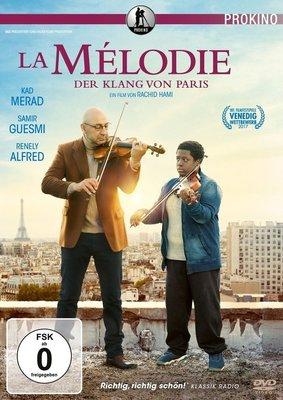 """Verbunden durch Musik: Wir verlosen zu """"La Mélodie - Der Klang von Paris"""" eine DVD oder BD"""