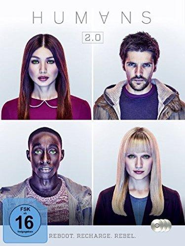"""Sehenswert für Mensch und Maschine: Wir verlosen Staffel 2 von """"Humans"""" auf DVD und BD"""