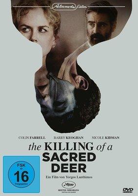"""""""The Killing of a Sacred Deer"""": Wir verlosen das neue Meisterwerk des """"The Lobster""""-Regisseurs auf DVD"""