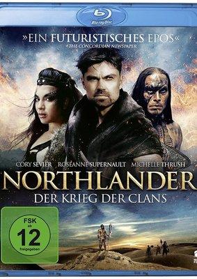 """Am Ende der Menscheit: Wir verlosen das Sci-Fi-Abenteuer """"Northlander - Der Krieg der Clans"""" auf BD"""