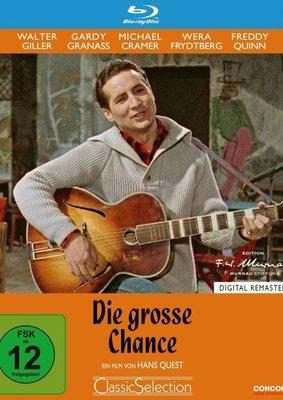 """Digital Remastered: Wir verlosen die Filmklassiker """"Der schwarze Blitz"""" und """"Die große Chance"""" auf Blu-Ray"""