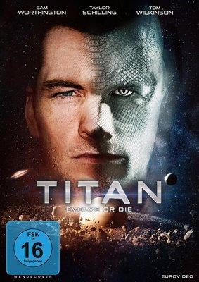 """Evolution und Überleben: Wir verlosen eine DVD und eine BD zum Sci-Fi-Thriller """"Titan - Evolve or Die"""""""