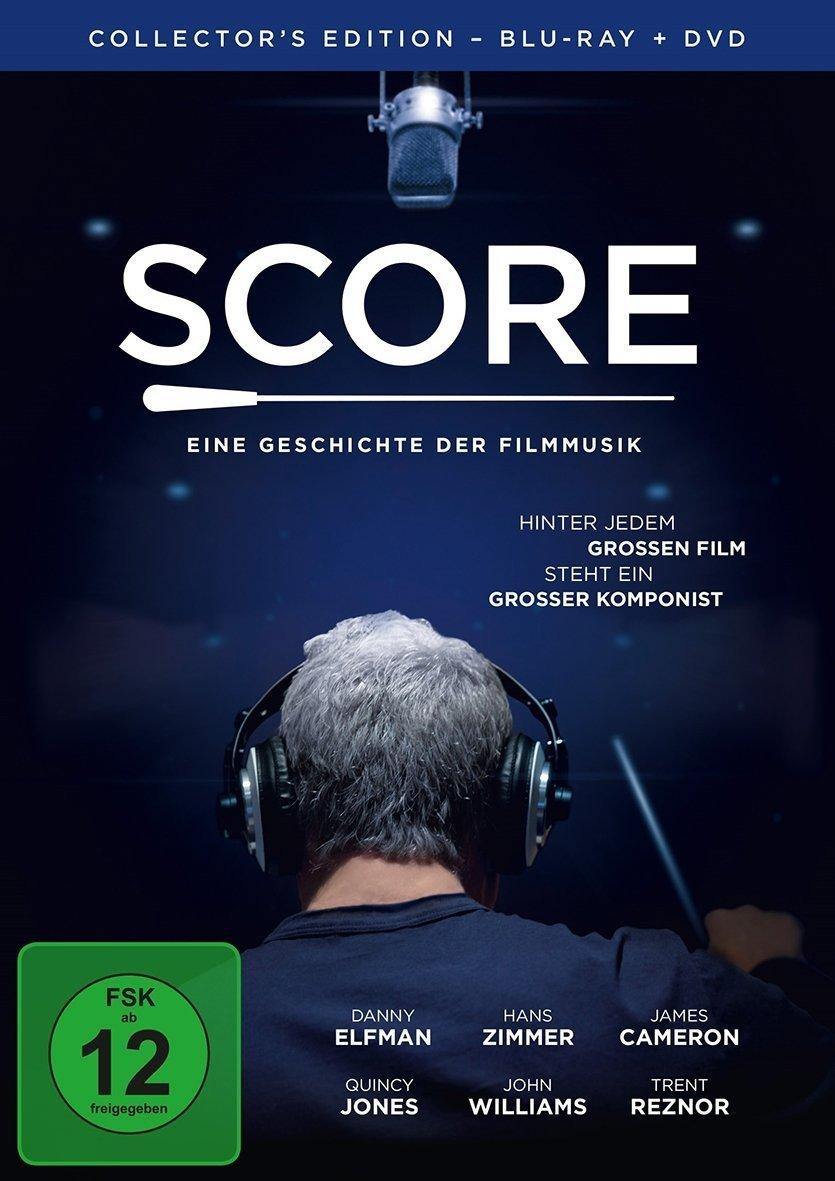 """Das wird ein Hit: Wir verlosen """"Score - Eine Geschichte der Filmmusik"""" in der Collector's Edition"""