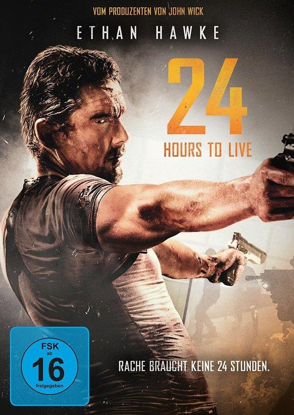 """Wir verlosen """"24 Hours to Live - Rache braucht keine 24 Stunden"""" mit Ethan Hawke auf DVD und BD"""