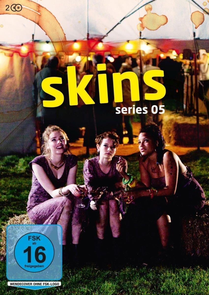 """Wir verlosen Staffel 5 der britischen Kultserie """"Skins - Hautnah"""" auf DVD"""