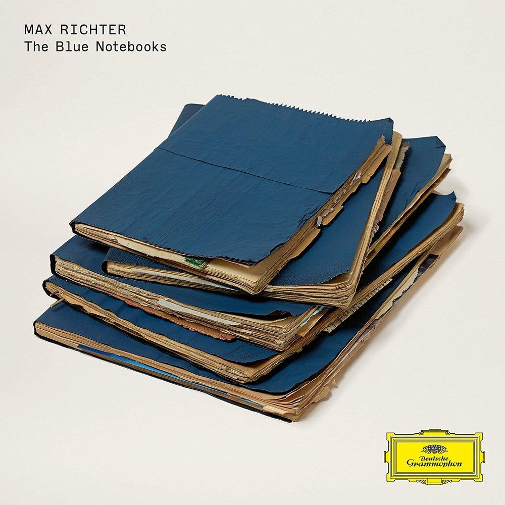 """Neu aufgelegt: Wir verlosen zur Neuauflage von Max Richters Kult-Album """"The Blue Notebooks"""" ein tolles Vinyl"""