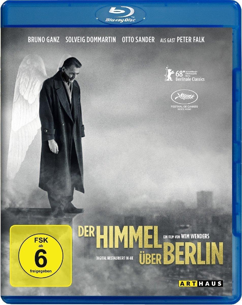 """Der Klassiker von  Wim Wenders: Wir verlosen eine BD zu """"Der Himmel über Berlin"""" (4K-Restaurierung)"""