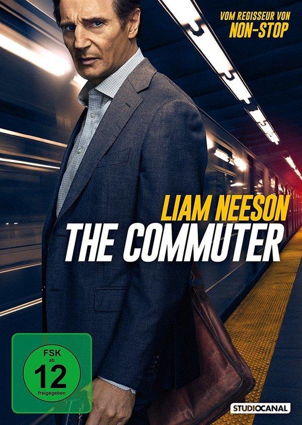 """Eine tödliche Verschwörung: Wir verlosen eine DVD oder BD zum Crime-Thriller """"The Commuter"""""""