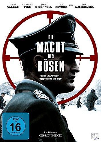 """Der Mann mit dem eisernen Herzen: Wir verlosen eine DVD oder BD zu """"Die Macht des Bösen"""""""