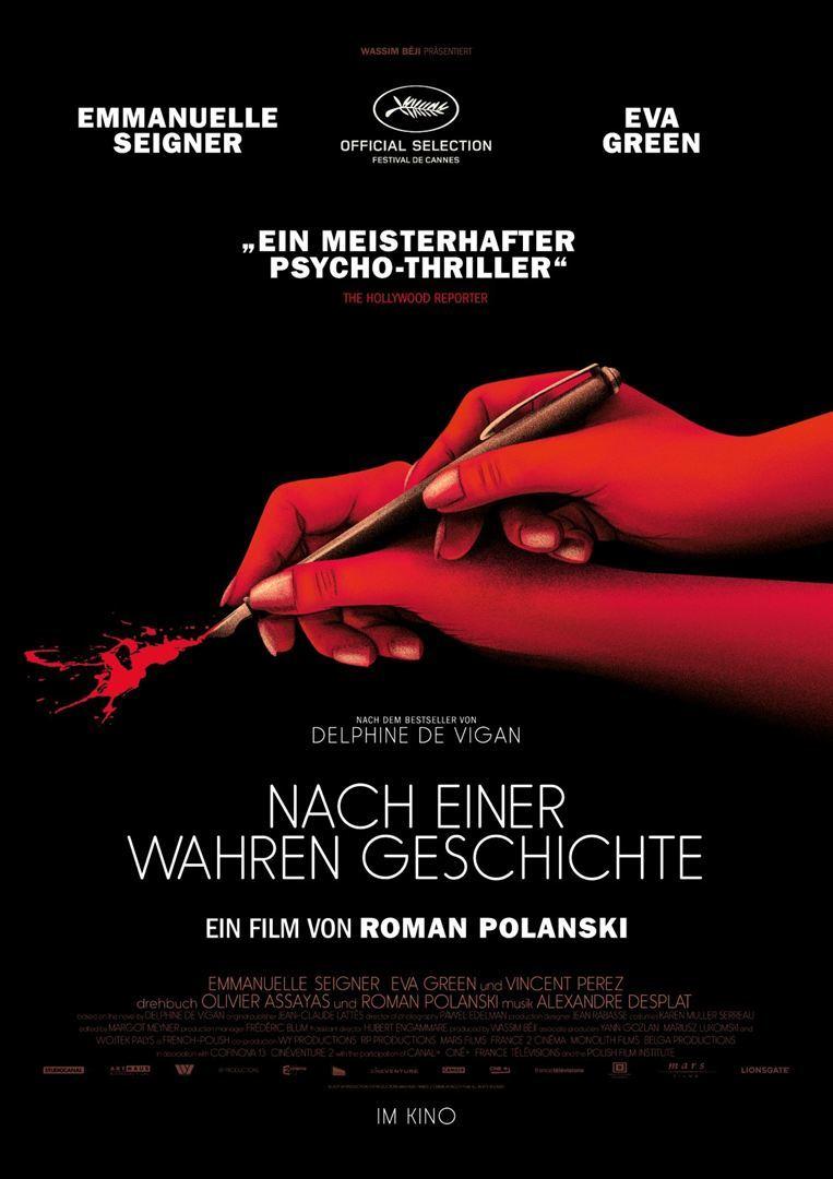 """Provokant und genial: Wir verlosen zum Kinostart von """"Nach einer wahren Geschichte"""" ein tolles Fan-Paket"""