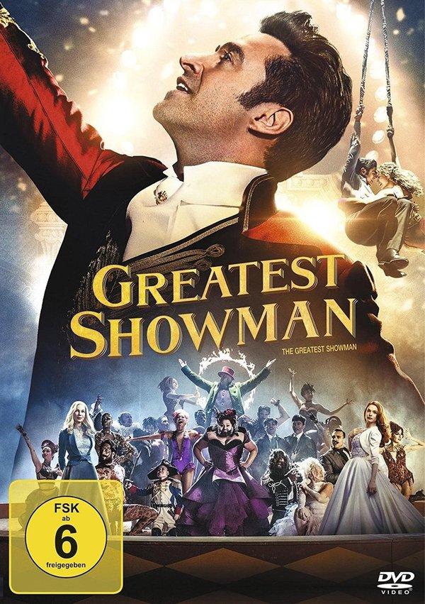 """Ein absolutes Spektakel: Wir verlosen eine DVD oder BD zu """"Greatest Showman"""""""