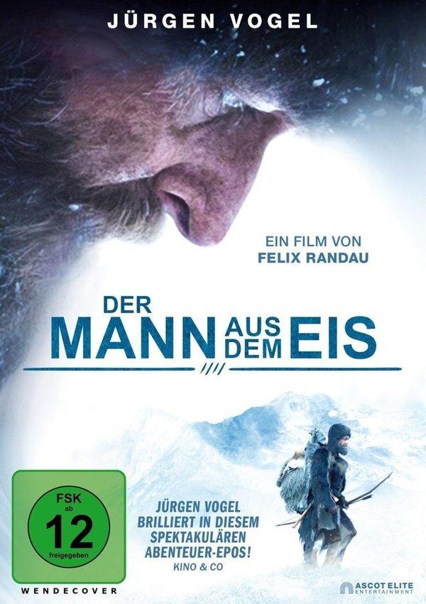 """Survival Kampf im Eis: Wir verlosen eine DVD oder BD zum Abenteuer-Drama """"Der Mann aus dem Eis"""""""