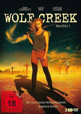 """Nichts für Zartbesaitete: Wir verlosen Staffel eins von """"Wolf Creek"""" auf DVD und BD"""
