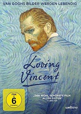 """Ein filmisches Kunstwerk: Wir verlosen """"Loving Vincent"""" auf DVD und BD"""