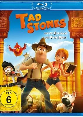 """Wir verlosen den Animationsfilm """"Tad Stones und das Geheimnis von König Midas"""" auf BD"""