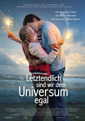 """Zwischen Sein und Liebe: Wir verlosen Freikarten zum Kinostart von """"Letztendlich sind wir dem Universum egal"""""""