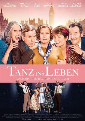 """Tanzen für die Seele: Wir verlosen zum Kinostart von """"Tanz ins Leben"""" ein tolles Fan-Paket"""