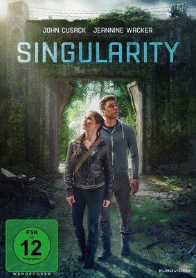 """Wir verlosen den Sci-Fi-Thriller """"Singularity"""" mit John Cusack auf DVD und BD"""