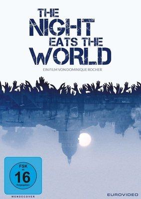 """Wir verlosen den europäischen Horrorfilm """"The Night Eats the World"""" auf DVD und BD"""