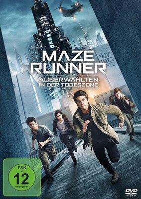 """Wir verlosen """"Maze Runner: Die Auserwählten in der Todeszone"""" auf DVD und BD"""