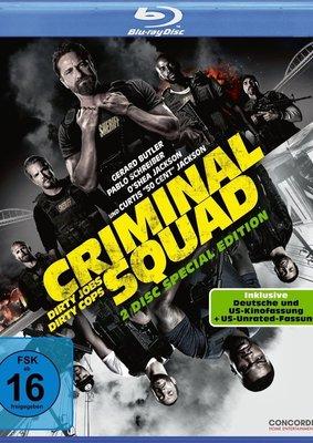 """Gerard Butler-Fans aufgepasst: Wir verlosen """"Criminal Squad"""" und """"Gods of Egypt"""" auf BD"""
