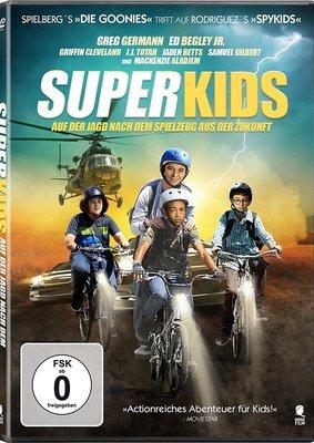 """Mit Spielzeug gegen Ungerechtigkeit: Wir verlosen das Abenteuer """"Superkids - Die Jagd nach dem Spielzeug aus der Zukunft"""" auf DVD"""