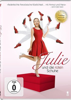 """Mit Anmut und Herz: Wir verlosen die Komödie """"Julie und die roten Schuhe"""" auf DVD"""