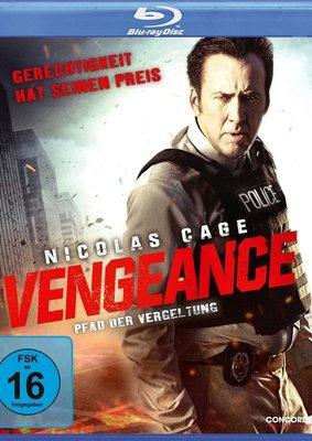 """Gerechtigkeit hat ihren Preis: Wir verlosen eine BD zum Nicolas Cage Thriller """"Vengeance - Pfad der Vergeltung"""""""