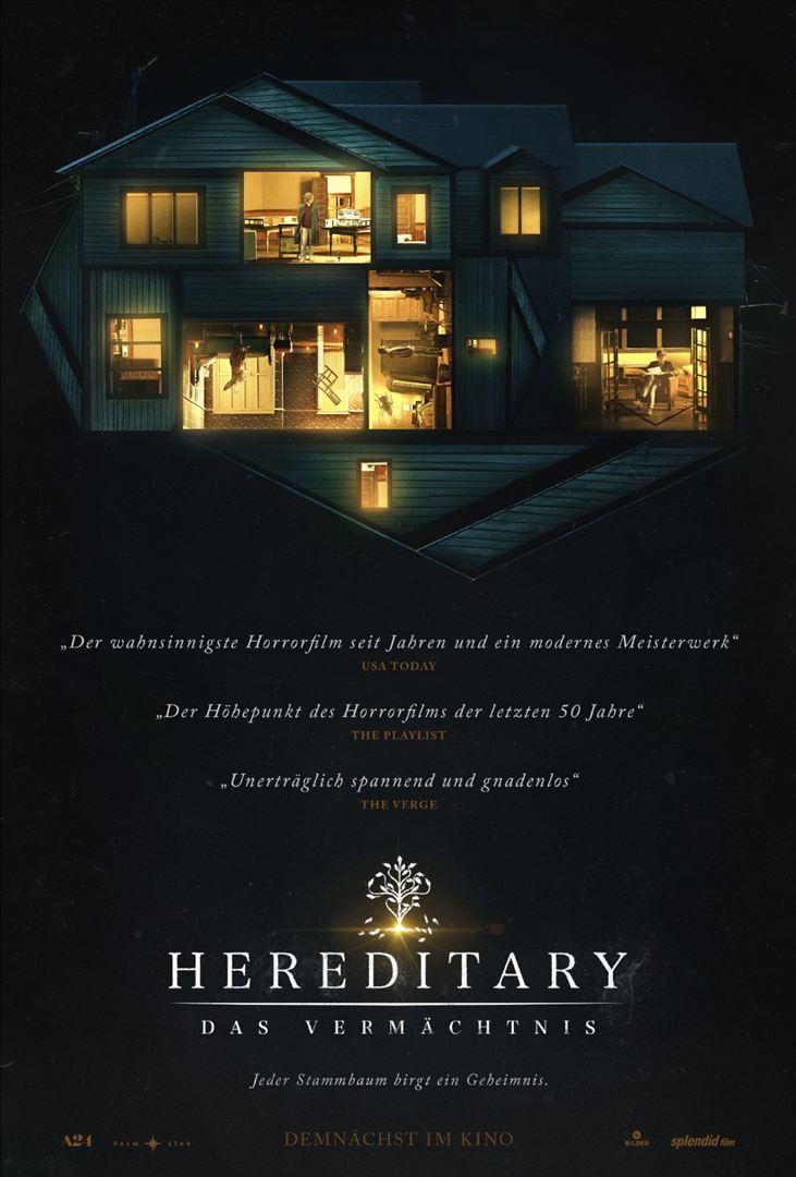 """Eine Achterbahnfahrt des Wahnsinns: Wir verlosen zum Kinostart von """"Hereditary - Das Vermächtnis"""" Kinokarten"""