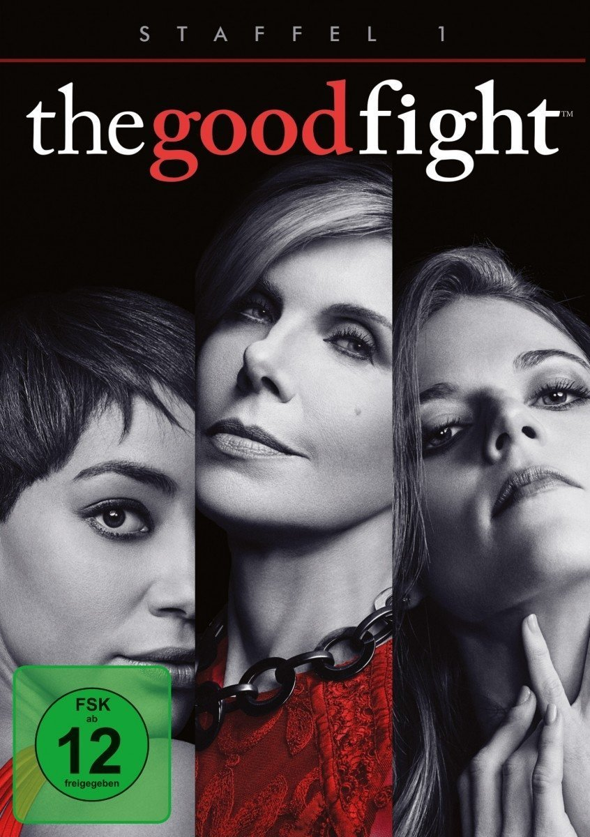 "Wir verlosen Staffel eins der US-Hitserie ""The Good Fight"" auf DVD"