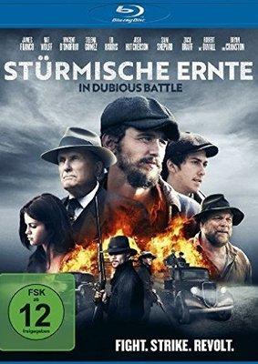 """Wir verlosen das Drama """"Stürmische Ernte"""" von und mit James Franco auf BD"""