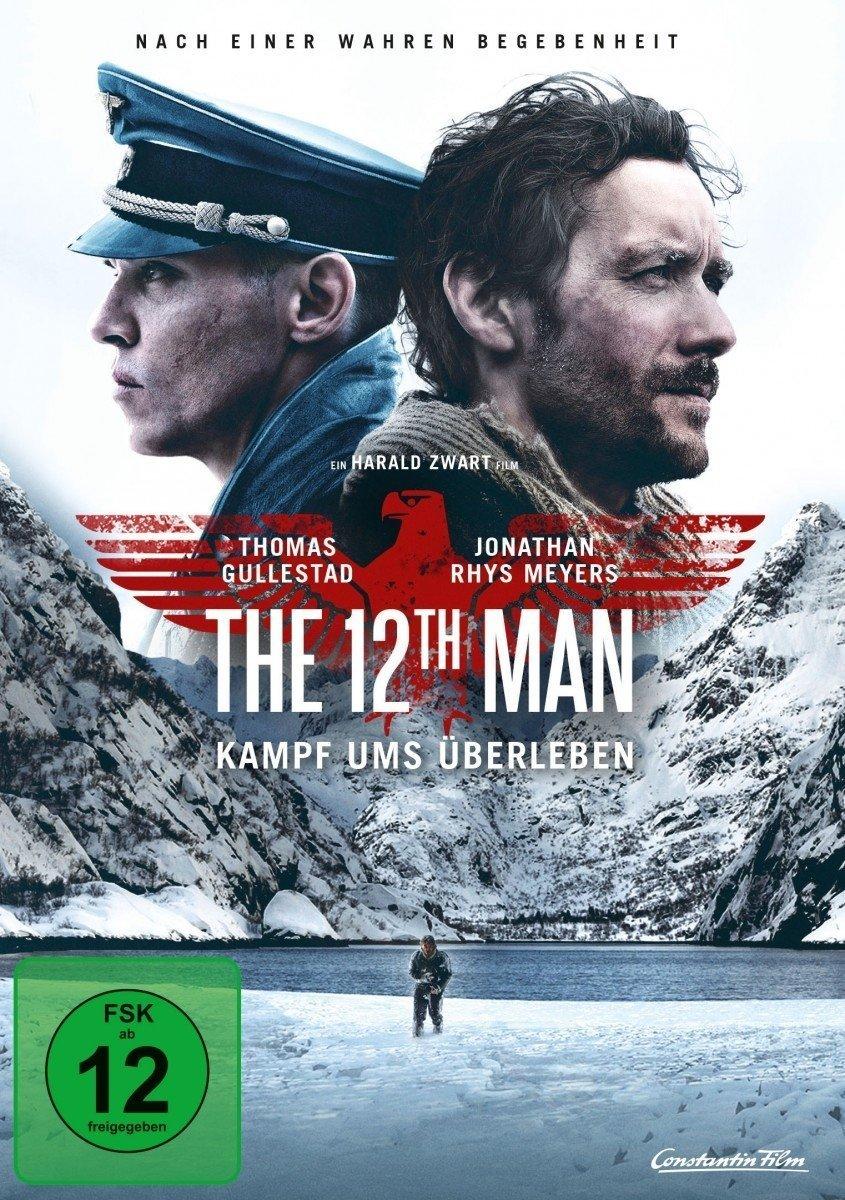 """Wir verlosen das Kriegsdrama """"The 12th Man - Kampf ums Überleben"""" auf DVD und BD"""