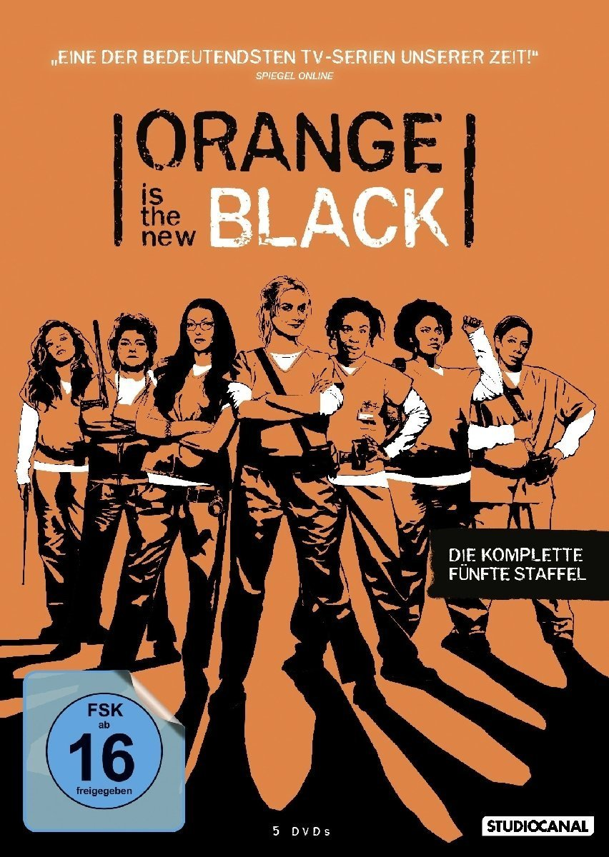 """Orange is the New Black"": Wir verlosen die fünfte Staffel auf DVD und BD"