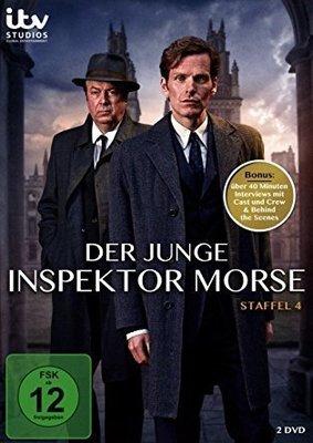 """Very british: Wir verlosen die vierte Staffel von """"Der junge Inspector Morse"""" auf DVD"""