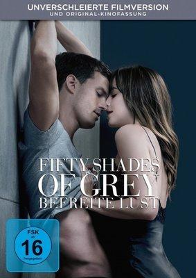 """Wir verlosen """"Fifty Shades of Grey - Befreite Lust"""" in der Unverschleierten Filmversion auf DVD und BD"""