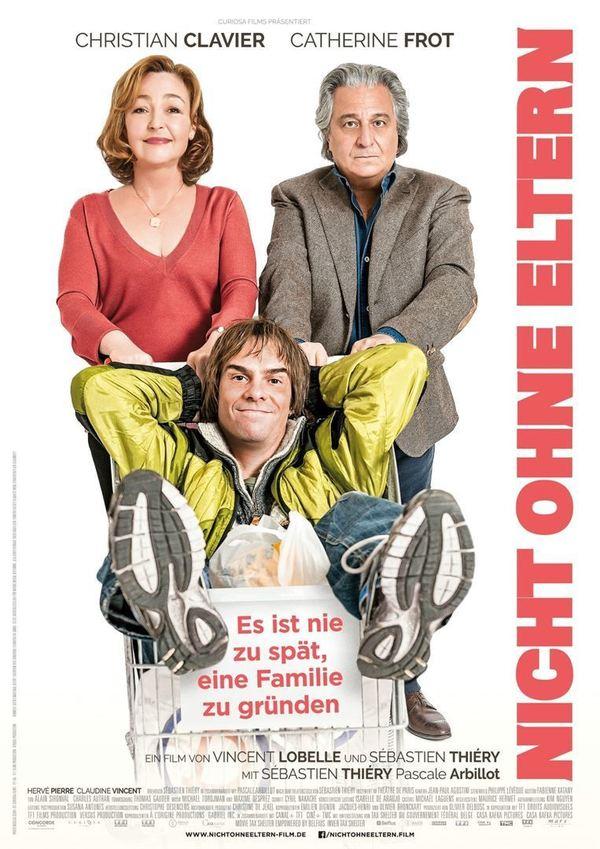 """""""Nicht ohne Eltern"""": Wir verlosen 2 x 2 Freikarten + Filmposter zur Komödie"""