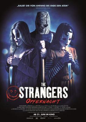 """Wir verlosen ein tolles Fanpaket (inkl. Freikarten) zu """"The Strangers 2: Opfernacht"""""""