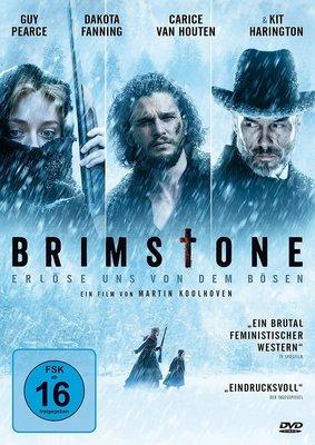 """Eiskalt: Wir verlosen den eindringlichen Western """"Brimstone"""" auf DVD und BD"""