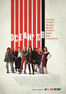 """Der nächste Raubzug: Wir verlosen ein tolles Fanpaket (inkl. Freikarten) zu """"Ocean's Eight"""""""