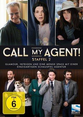 """Und Action: Wir verlosen die zweite Staffel von """"Call my Agent!"""" auf DVD"""