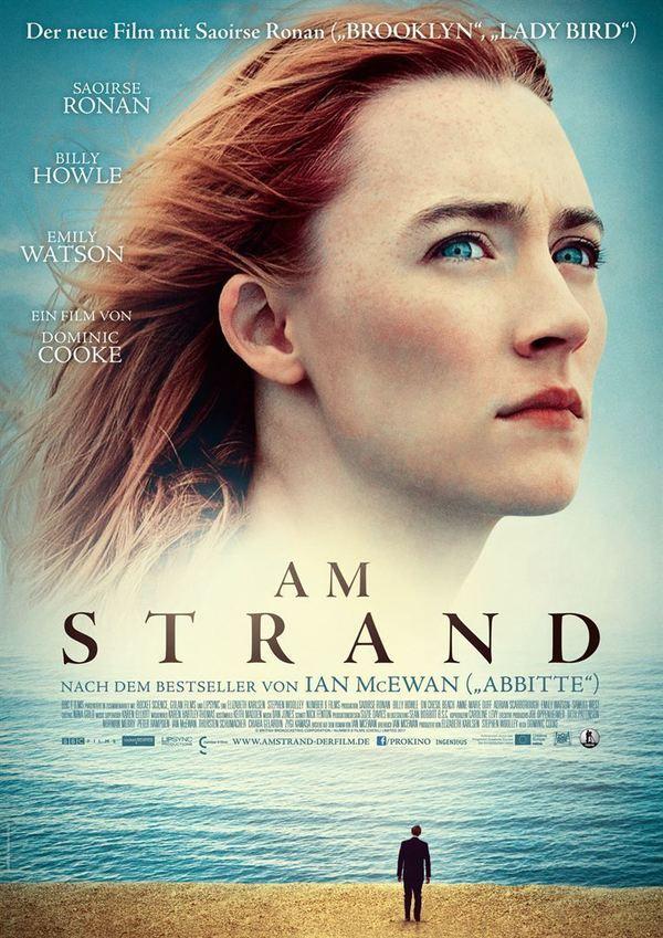 """Wir verlosen 3 x 2 Freikarten zum Drama """"Am Strand"""" und die Gewinner erhalten außerdem noch den Roman zum Film"""