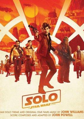 """Han Solo Musik für zu Hause: Wir verlosen zu """"Solo: A Star Wars Story"""" den Original Motion Picture Soundtrack"""
