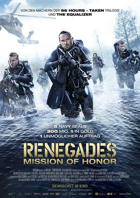 """Auf der Suche nach Gold: Zum Kinostart des Actioners """"Renegades - Mission of Honor"""" verlosen wir ein tolles Fan-Paket"""
