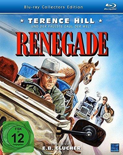 """Eine kleine Portion Kult: Wir verlosen den Terence Hill Klassiker """"Renegade"""" auf BD"""