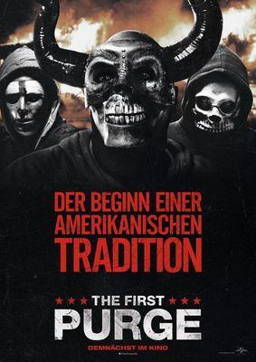 """Alles hat einen Anfang: Zum Kinostart des Horror-Prequels """"The First Purge"""" verlosen wir ein tolles Fan-Paket"""